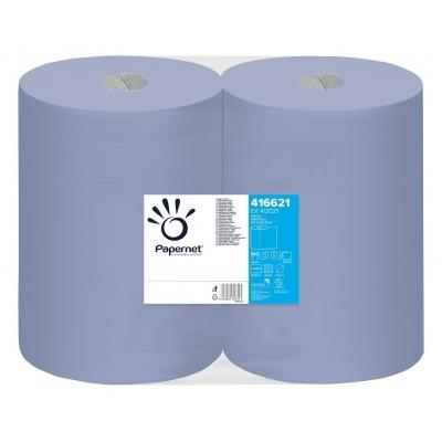 1 Palette 72 Stück Wischtuchrollen 2-lagig 37cm x 360 Meter