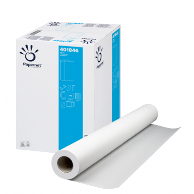 9 Ärzterollen / Liegenpapier 2-lagig 55 cm x 50 Meter
