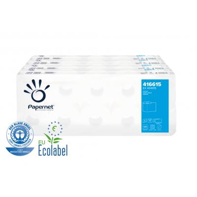 Toilettenpapier SPECIAL Recycling 2-lagig / 400 Blatt Papernet 416615  40 Rollen / VE
