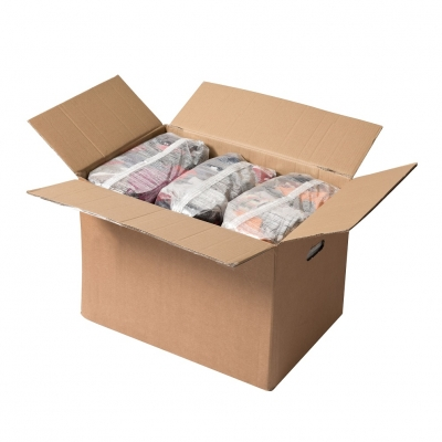 Putzlappen / Reinigungstücher, bunt Trikotstoff / Baumwolle Frei von Fremdteilen wie Nieten / Knöpfe  30 kg / Karton