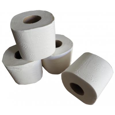 72 Rollen Toilettenpapier 3-lagig/250 Blatt