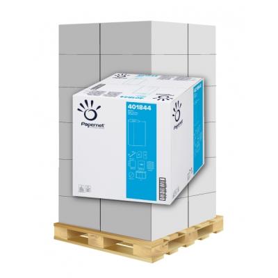 Ärzterollen 40cm x 50 Meter 2-lagig, 143 Blatt, Zellstoff Papernet 401844 9 Rollen / VE  1 Palette / 30 VE