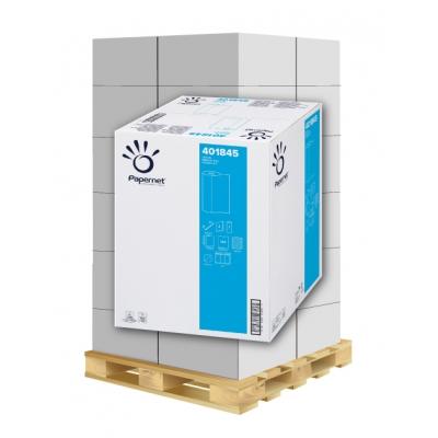 Ärzterollen 50cm x 50 Meter 2-lagig, 143 Blatt, Zellstoff Papernet 401845 9 Rollen / VE  1 Palette / 24 VE