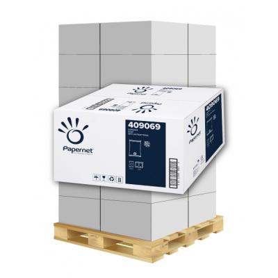 Flüssigseife Nachfüllbeutel Antibakteriell, 800ml Papernet 409069 12 Beutel / VE  1 Palette / 45 VE