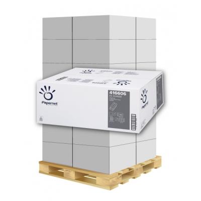 Papierhandtücher Papernet 416606 C-Falz, 1-lagig, Recycling Maß: 24 x 33 cm (gef. 9,2 cm)  1 Palette / 32 Kartons