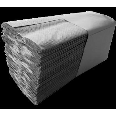 3.640 Stück Papierhandtücher C-Falz Krepp 1-lagig 24,5 x 11,5 cm