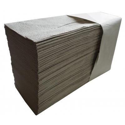 3.640 Stück Papierhandtücher W-Falz Krepp 1-lagig 22 x 8 cm