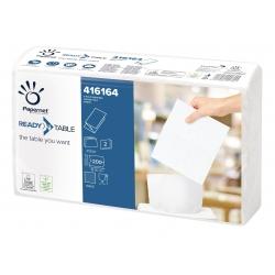 Einfarbige Servietten aus Zellstoff | Großpackungen günstig kaufen