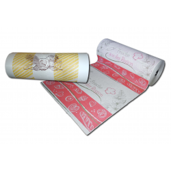 Einschlagpapier und Bäckerseide | Bäckereibedarf günstig kaufen
